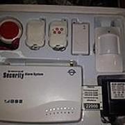 Охранная GSM сигнализация для оружейного сейфа, квартиры фото