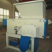 Одновальный шреддер DSHZ42/800 (для дробления пластмассы) фото
