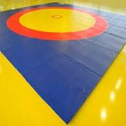 Борцовский ковёр, покрытие для спортзала, татами для единоборств фото