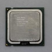 Процессор Intel Pentium 4 6xx 3.40GHz. 800 LGA 775 oem фото