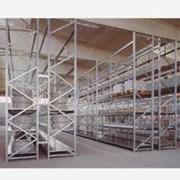 Стеллаж металлический для хранения грузов FORTISSIMO фото