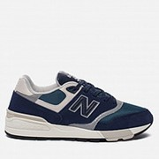 Мужские кроссовки New Balance ML597AAA Blue/Black фото
