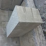 Теплосберегающие строительные блоки полистиролбетон фото