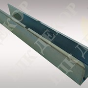 Соединение металлическое квадро для труб фото