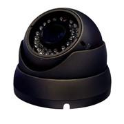 Антивандальная купольная камера видеонаблюдения с ИК-подстветкой SVC-D35V фото
