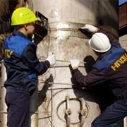 Техническое диагностирование и технический осмотр объектов котлонадзора, грузоподъемных машин, объектов нефтехимии и смежных областей промышленности фото