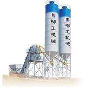 Бетонный завод HZS60 фото