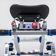 SANO Лестничный гусеничный подъемник для инвалидов с платформой PT PTR ХТ 130 фото