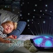 Проектор звездного неба Черепаха музыкальная фото