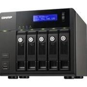 Сетевой RAID-накопитель с пятью отсеками для жестких дисков TS-559 Pro фото