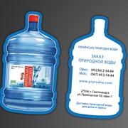Вода природная, питьевая для предприятий, дома и офиса фото