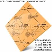 Уплотнительный лист GAMBIT AF-300 B (FA-AM1-O) фото