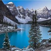 Зимний отдых Канада фото
