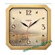 Настенные часы 31371312 Troyka квадратные фото