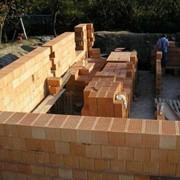 Возведение каменных и армокаменных конструкций фото