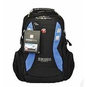 SWISSGEAR Рюкзак 35L 9371# USB BLUE фото
