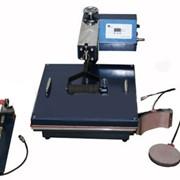 Пресс для термо-трансферной печати фото