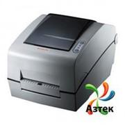 Принтер этикеток Bixolon SLP-T400DE термотрансферный 203 dpi светлый, Ethernet, USB, RS-232, отделитель, кабель, 106015 фото