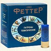 Патр.(12х70)-3 (40г) б/к фибровый (ФЕТТЕРЪ) фото