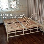 Металлическая кованая мебель производство по индивидуальным заказам. фото