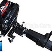 Двухтактный лодочный мотор Hangkai M5 HP фото