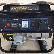 Генератор SHTENLI PRO 1900 1,1 кВт+Масло фото