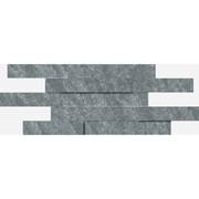 Мозаика настенная 620110000089 Genesis Jupiter Silver Brick 3D 28x78 Italon фото