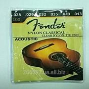Струны для классической гитары (нейлоновые) фото