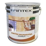 Средство для защиты сауны Fintex 9 л, арт. 4866 фото