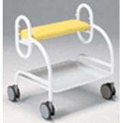 Тележка педикюрная Duo Cart. фото