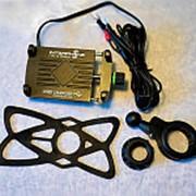Держатель Interphone алюминиевый универсальный с USB фото
