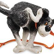 "Статуэтка ""Собака"" (STOP THAT! Rufus. Parastone) арт.pr-RUF01 фото"