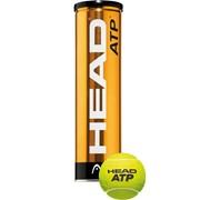 Мячи для тенниса Head ATP Golden (банка: 4 мяча) фото