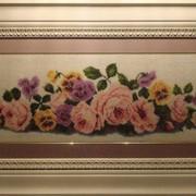 Картины вышитие бисером фото