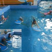 Плавание в саду ДОО Академия фото