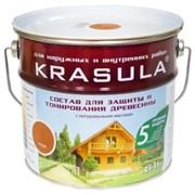 Защитно декоративный состав Красула (KRASULA®) фото