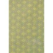 Слинг-шарф из шарфовой ткани Yellow Diamond желтый серый фото