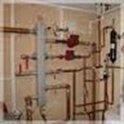 Проектирование систем отопления фото