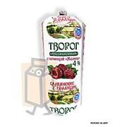 Творог Славянские традиции с малиной 4% 300г туба фото