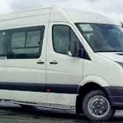Пассажирские перевозки в ПСКОВЕ на микроавтобусе фото