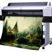 Печать широкоформатная на баннерной ткани, виниле, Донецк. фото