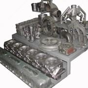 Оборудование для литья в кокиль фото
