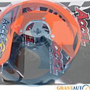 Защита переднего диска KTM в сборе оранжевый Accel Taiwan фото
