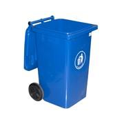 Изделия из пластмасс, контейнер для мусора фото