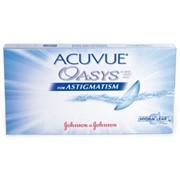 Контактная линза Accuvue Oasys for Astigmatism фото