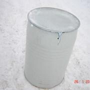 Бочка металлическая 200 литров широкогорлая фото