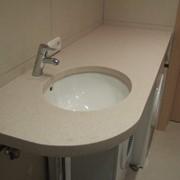 Столешницы для ванной комнаты фото