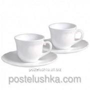 Кофейный сервиз Luminarc TRIANON 51946 на 6 персон 12 единиц, арт. 219347644 фото