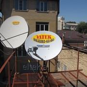 Строительство, монтаж и наладка систем спутниковой и радиорелейной связи, Элтек фото