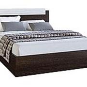 Двуспальная кровать ПМ: Эра Кровать Эко фото
